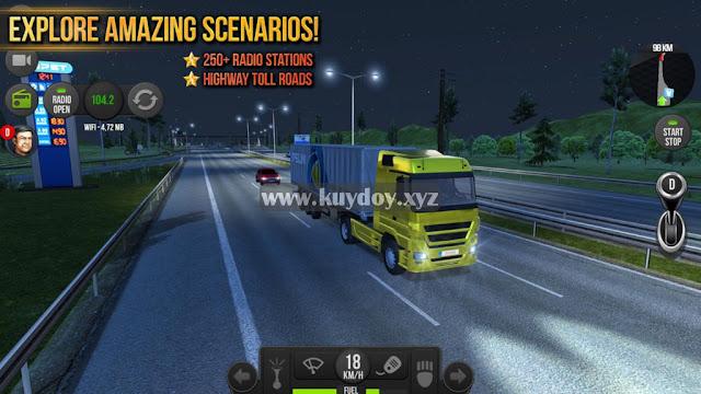 Game Simulator Truk Terbaik di Android