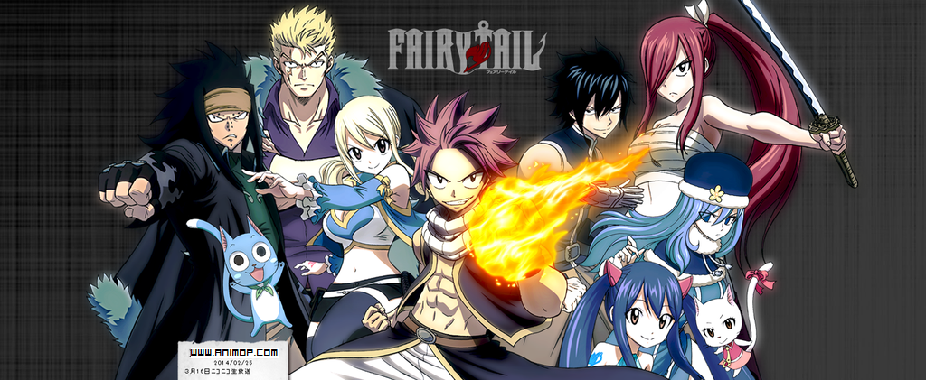 Fairy Tail Season 1 & 2 ARABIC