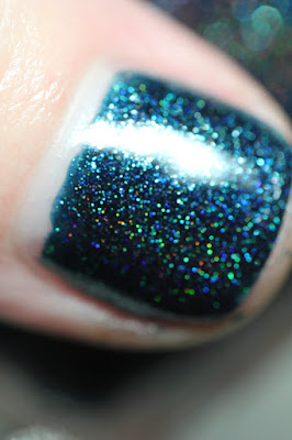 Blue-Eyed Girl Lacquer BEGL Siren Demands Treat Yourself