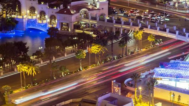 gambar video time lapse jalan