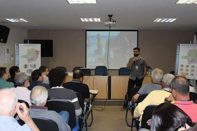 CPRM finaliza novos produtos da região de Vazante-Paracatu