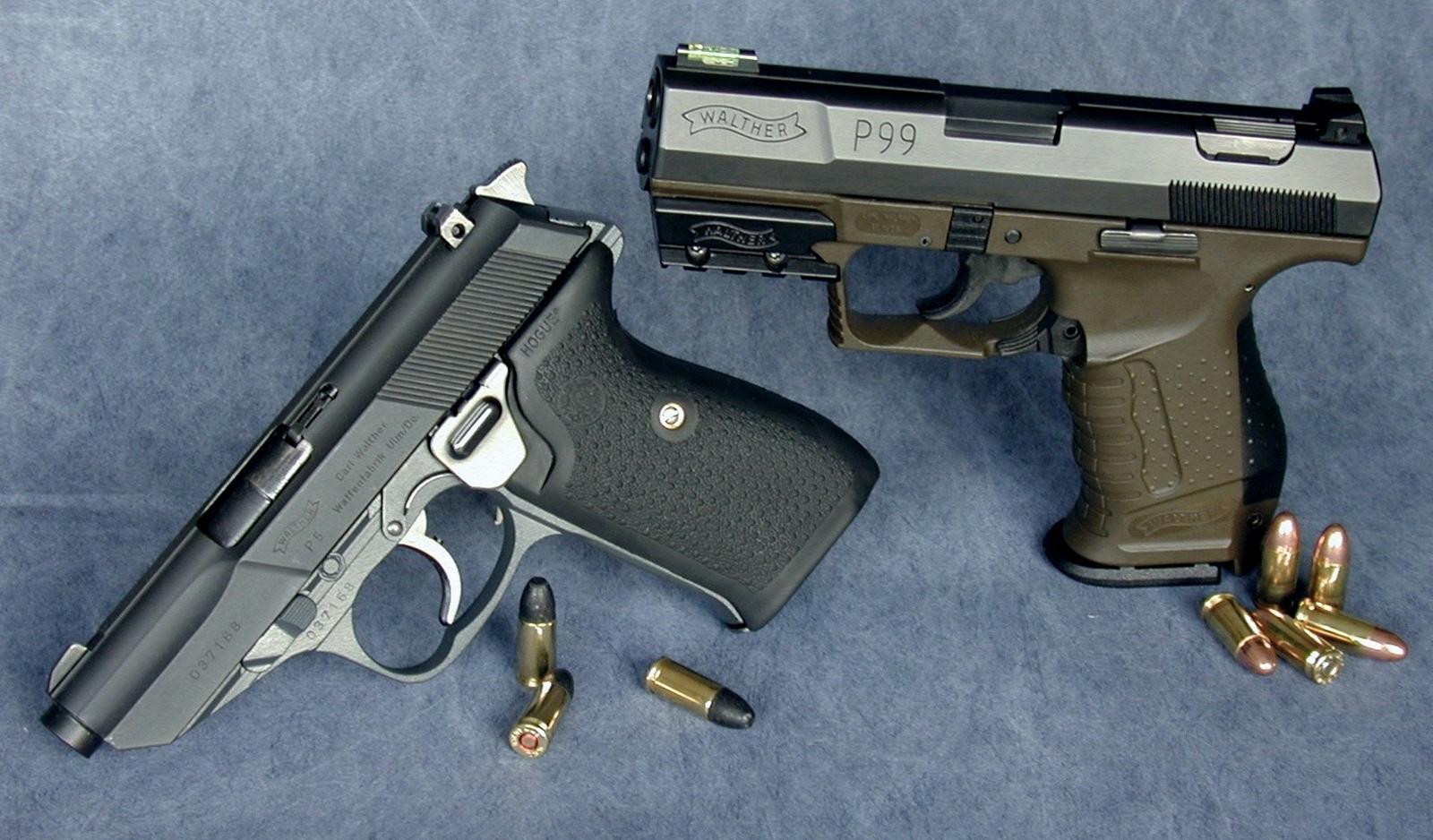Walther P 99 AS Tabanca Resimleri HD Wallpapers ~ Kaliteli Resim