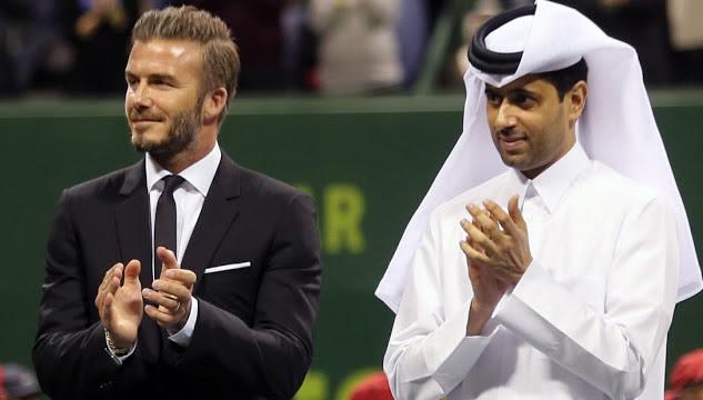 El interés de QSI por la franquicia de Beckham en la MLS lleva el pánico a los dirigentes del Barça