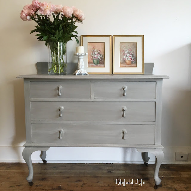 french linen oak drawers by lilyfield life