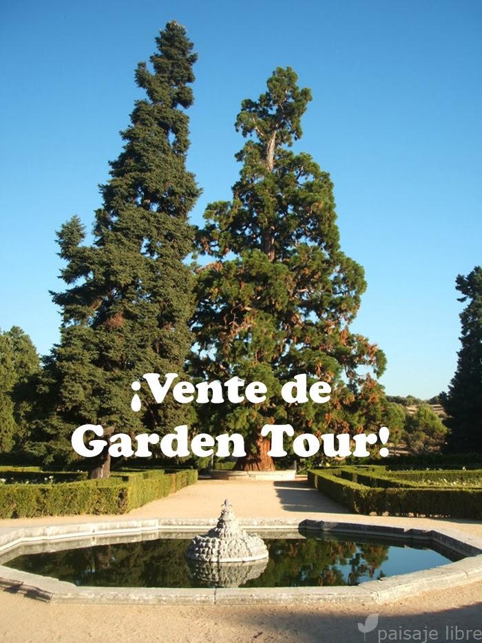 Vente conmigo de Garden Tour
