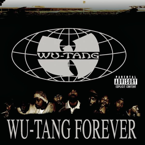 Wu-Tang Clan - Wu-Tang Forever Cover