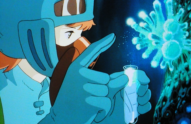 MUSINGS OF A SCI-FI FANATIC: Nausicaa Of The Valley Of The Wind