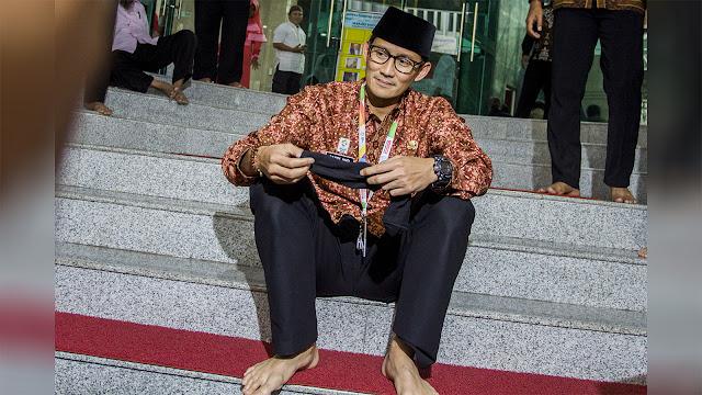 Partai Pendukung Jokowi: Sandi Dipaksa Jadi Santri