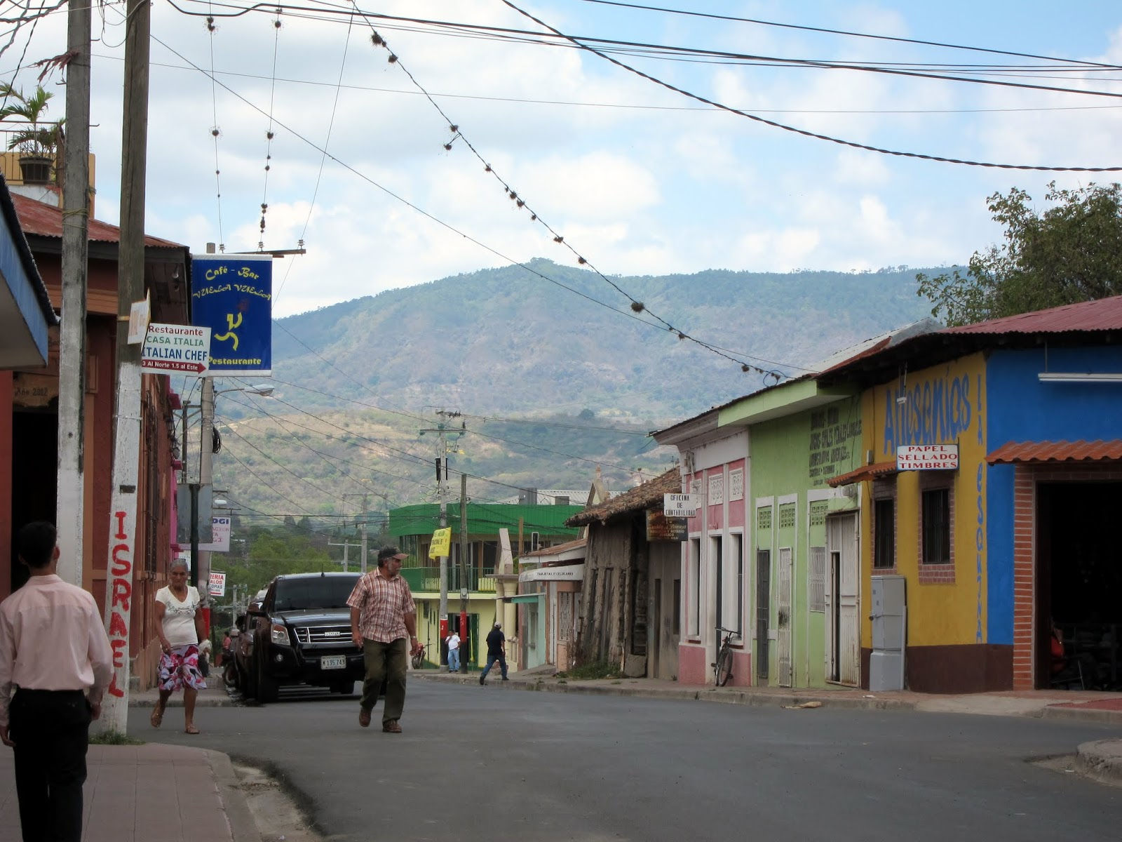 One Great Dewdrop The Hills Of Esteli And The Creep Of Somoto
