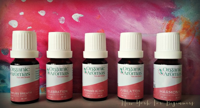 nontoxic and pure essential oils by organic aromas