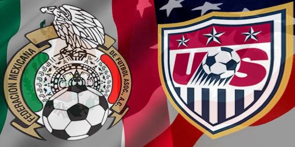 International Football Rivalries Mexico Vs United States