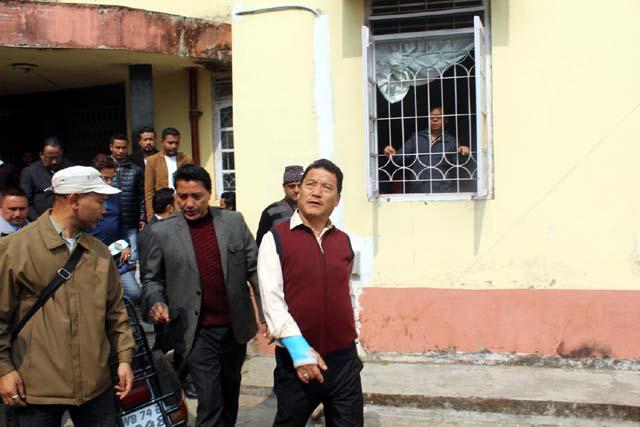 Kalimpong ACJM Court relief for Bimal Gurung in Highway Blockade Case