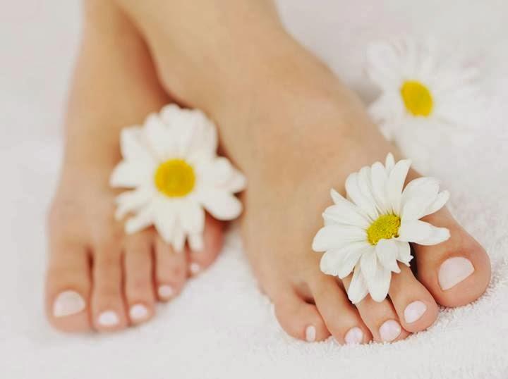 Dicas: cuidando dos pés
