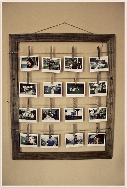 Reuse ...ιδέα για λάτρεις των φωτογραφιών!