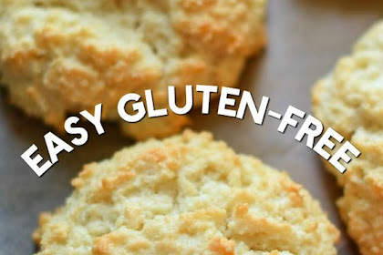 Easy Homemade Gluten-Free Biscuits