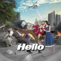 Hello songs free download, Hello 2017 Movie Songs, Hello Mp3 Songs, Akhil Akkineni,  Kalyani, Anup Rubbens . Hello Songs, Hello Telugu Songs Hello Songs