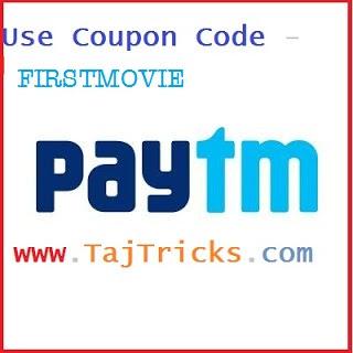 Paytm Movie Tickets Cashabck Offer