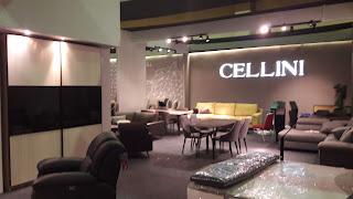 Kontraktor Pameran Interior Desain Booth Cellini