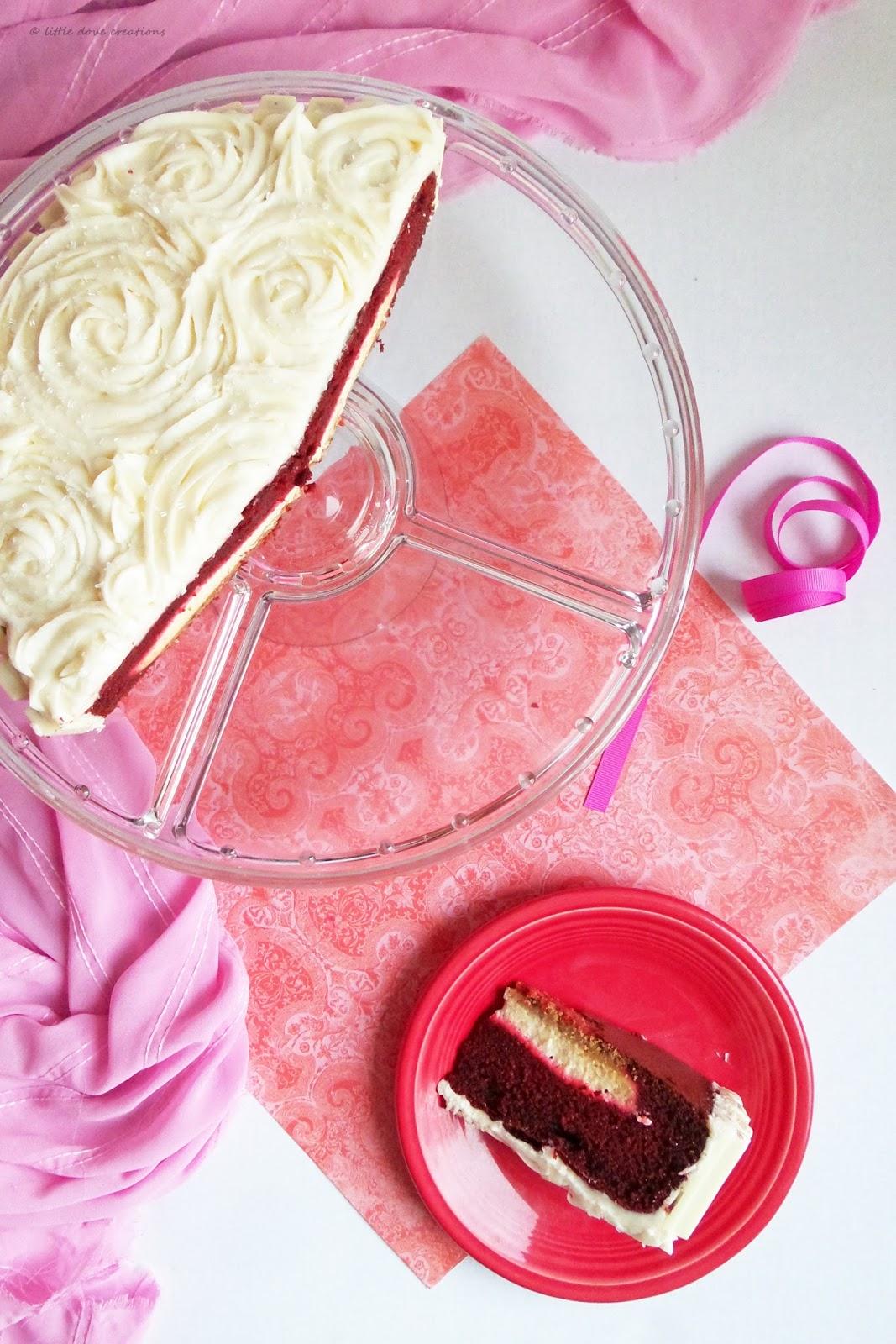 Vintage Red Velvet Cake Recipe