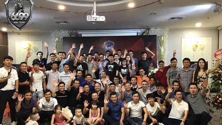 [AoE] Offline Fan 6699: Từ yêu thích đến sự cổ vũ to lớn đối với các game thủ xứ Trung
