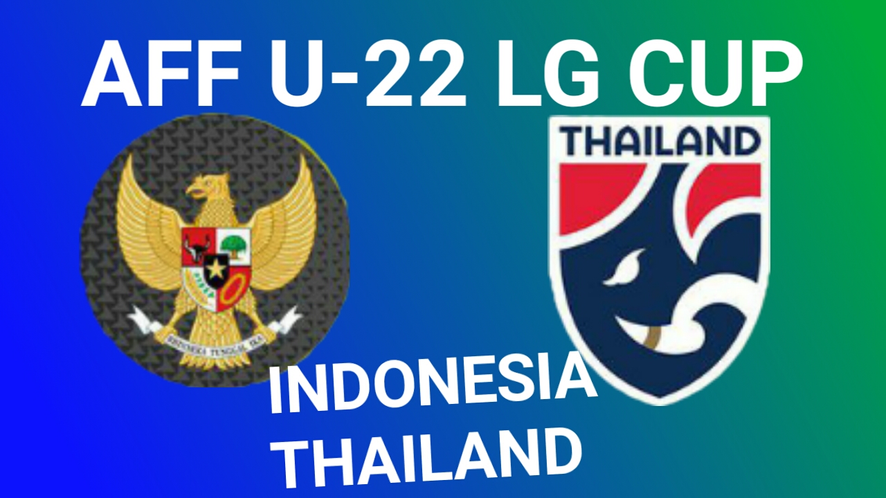 Bisskey Final AFF U-22 2019, Indonesia vs Thailand