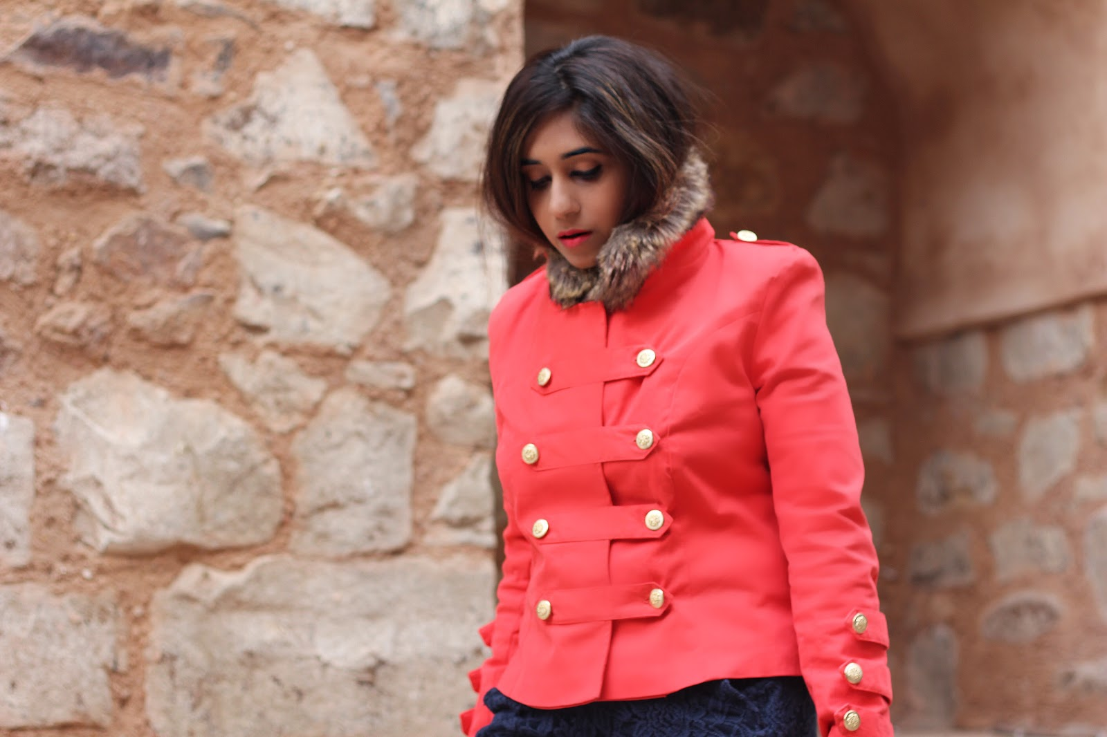 Military Jackets for Women, ebay,amazon, koovs, stalkbuylove