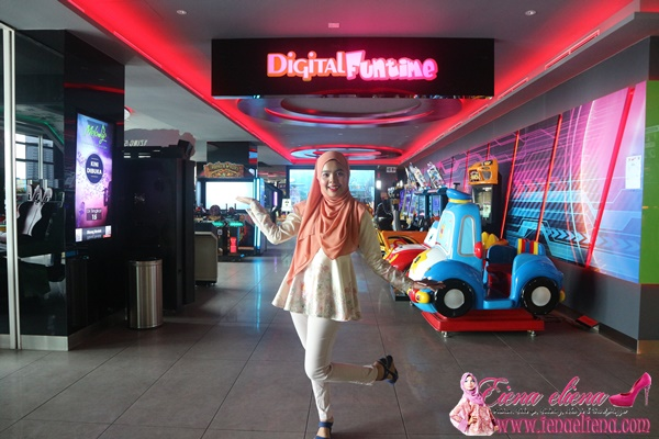 DIGITAL FUNTIME IRDKL MALL SHAH ALAM