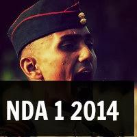 NDA 1 2014 Notification and Exam Date