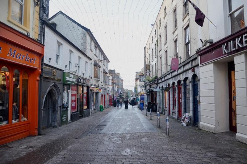 Zakreecona, Irlandia, weekend w Irlandii, zamki, owce, Galway, Dublin, Cork, Kilkenny, Cashel, tanie bilety, Ladys view