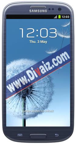 Samsung Galaxy S3 - www.divaizz.com