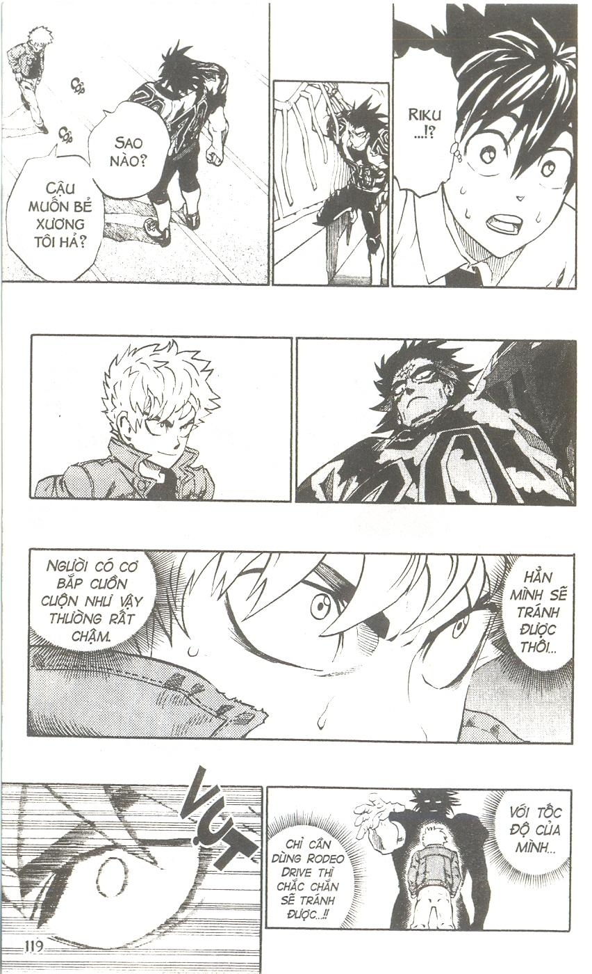 Eyeshield 21 chapter 202 trang 14