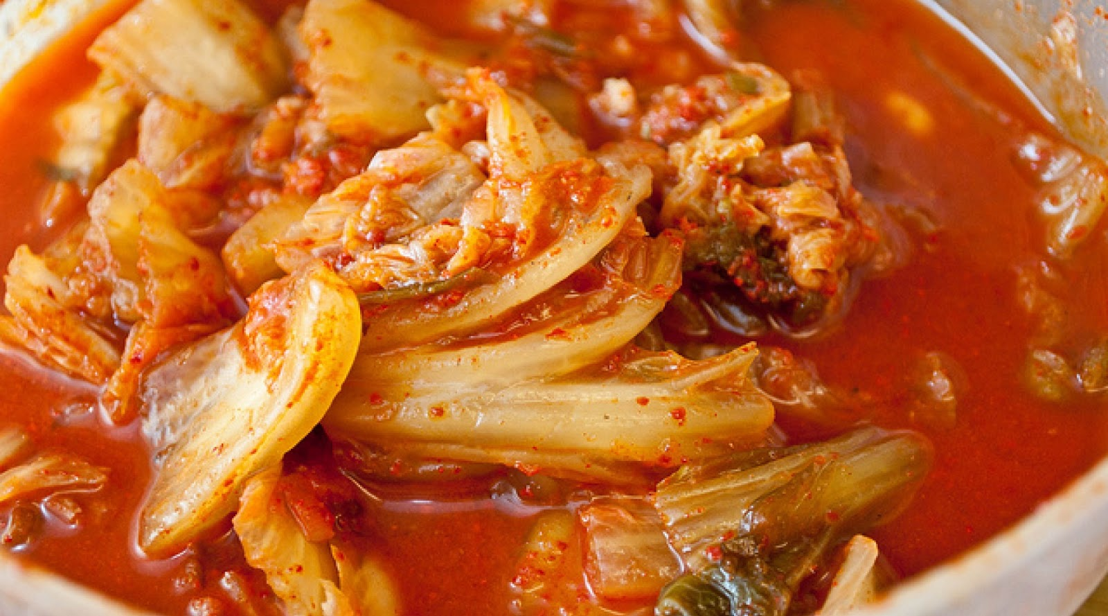 Kimchi Chemistry