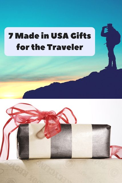 Made in USA gift ideas for the traveler