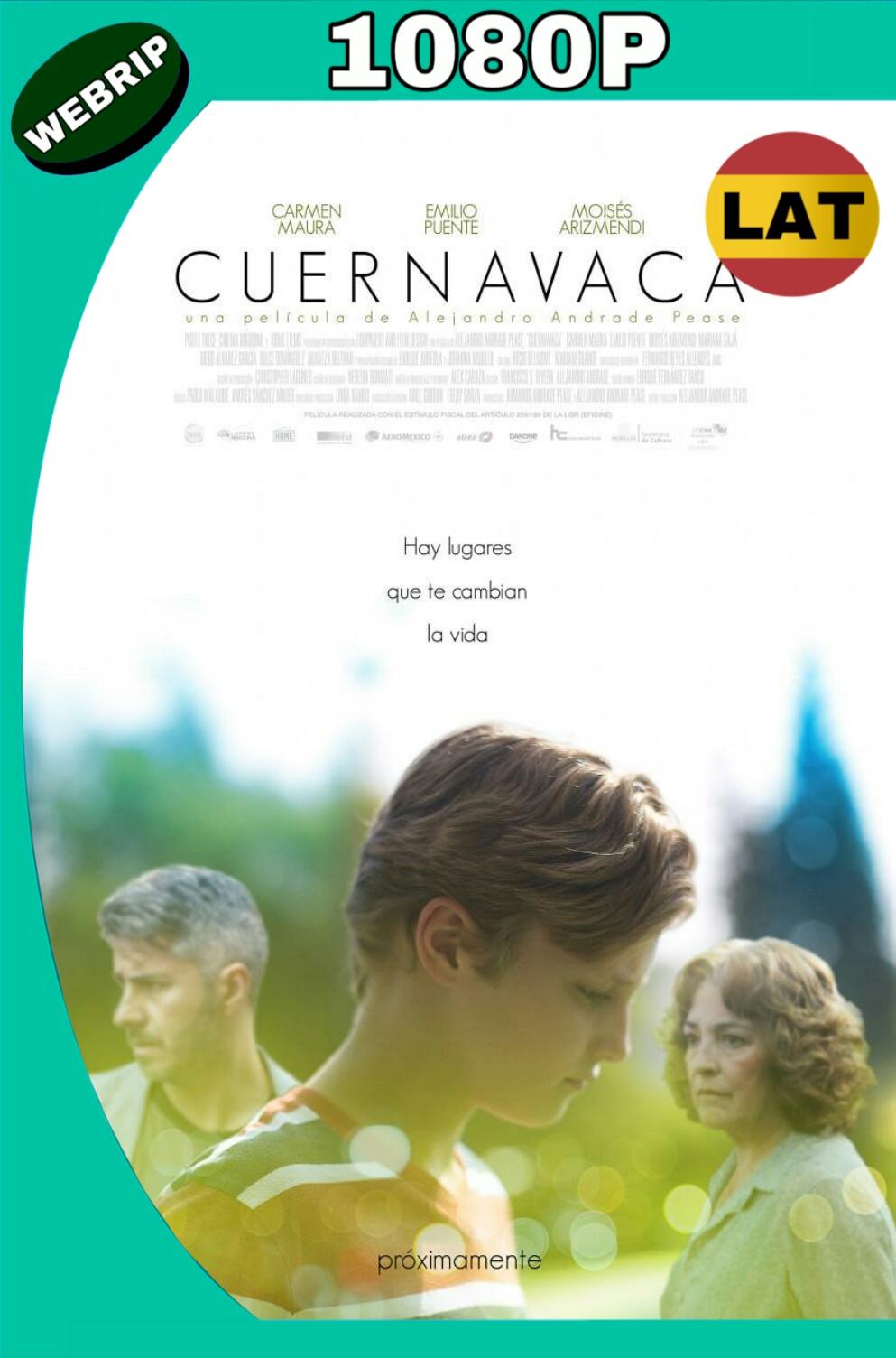 CUERNAVACA (2017) WEBRIP 1080P LATINO MKV