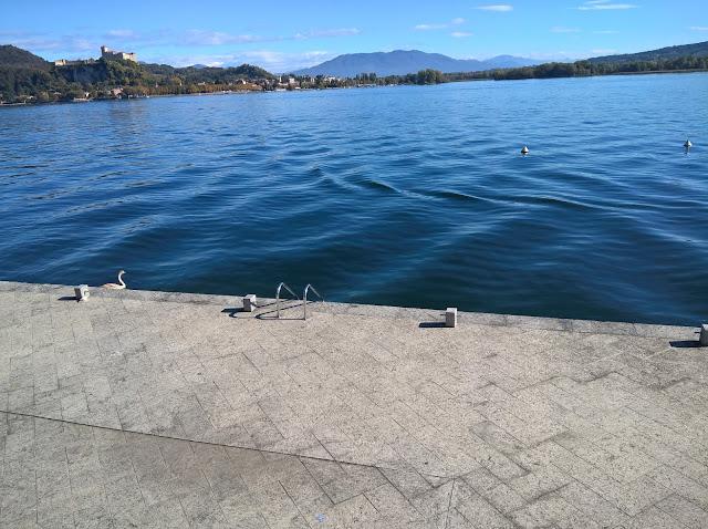 Attracco Barche Arona