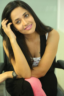 Anchor Actress Anasuya Picture Gallery at Kshanam Movie Interview  0029.jpg