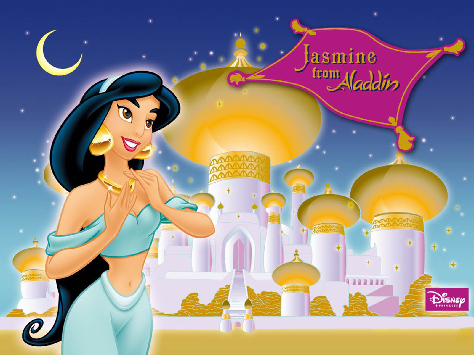 wallpaper disney princess jasmine wallpapers