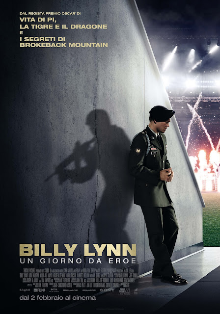 Billy Lynn Film