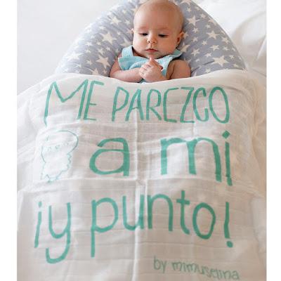 blog mimuselina me parezco a mi y punto muselina bebé