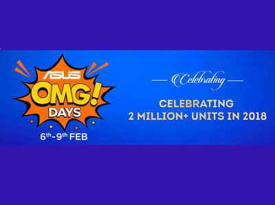 "Flipkart ""ASUS OMG! Days Sale"": Crazy Deal on latest smartphones"