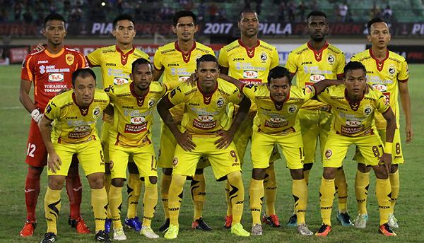 """Sriwijaya FC: """"Targetkan Kami Sesungguhnya Juara Liga 1"""""""