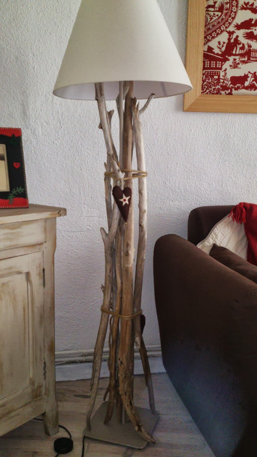 floor lamps driftwood lamp