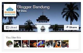 Cara Pasang Widget Fans Page di Sidebar Blogger
