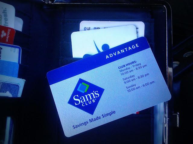 Sam's Club Card