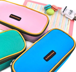 pencil pouches at CoolPencilCase.com