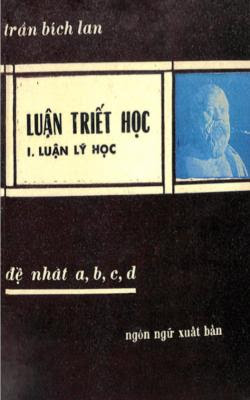 Luận triết học - Trần Bích Lan