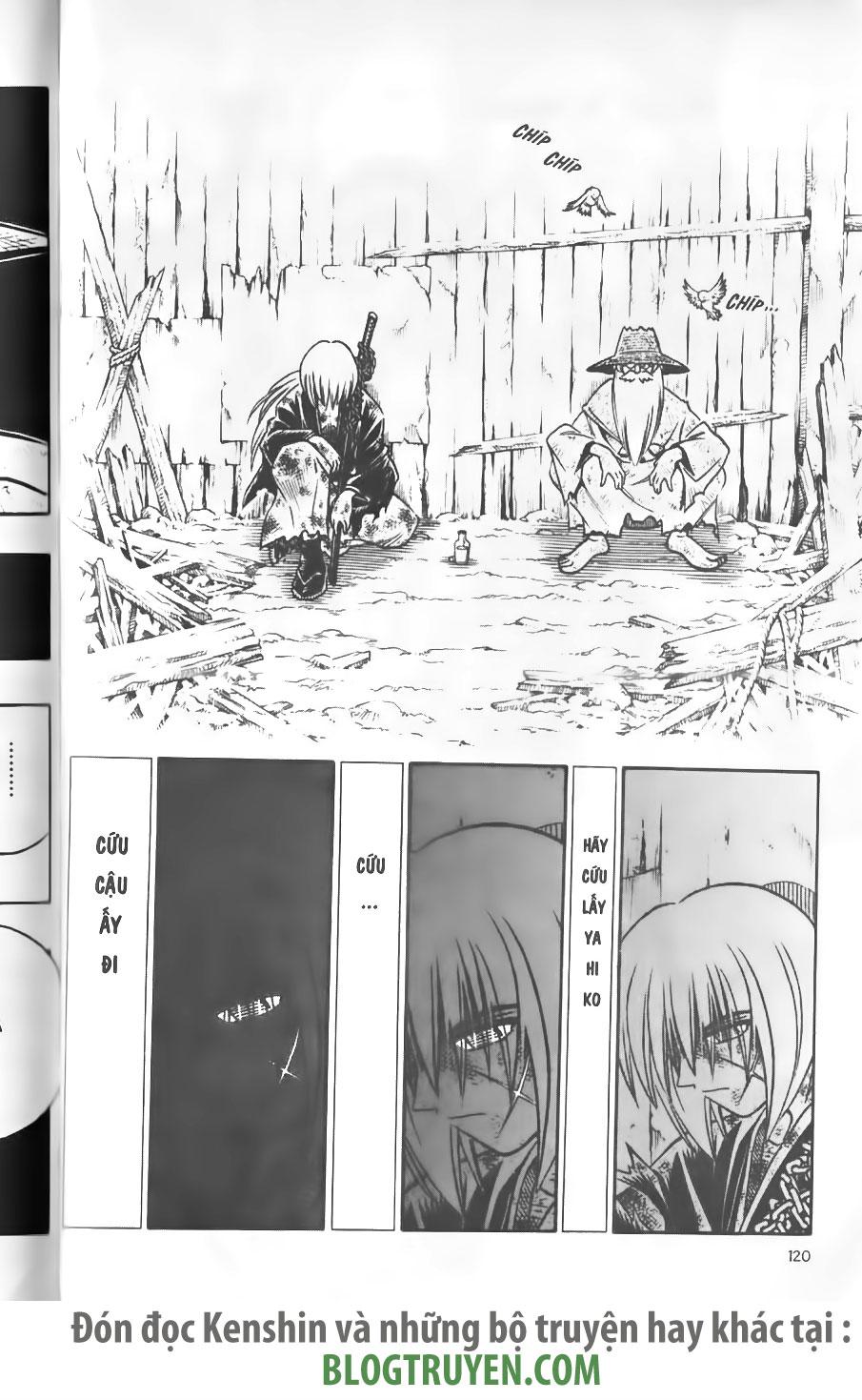 Rurouni Kenshin chap 224 trang 8