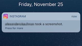 Instagram now notifies you when a friend screenshots your DMs