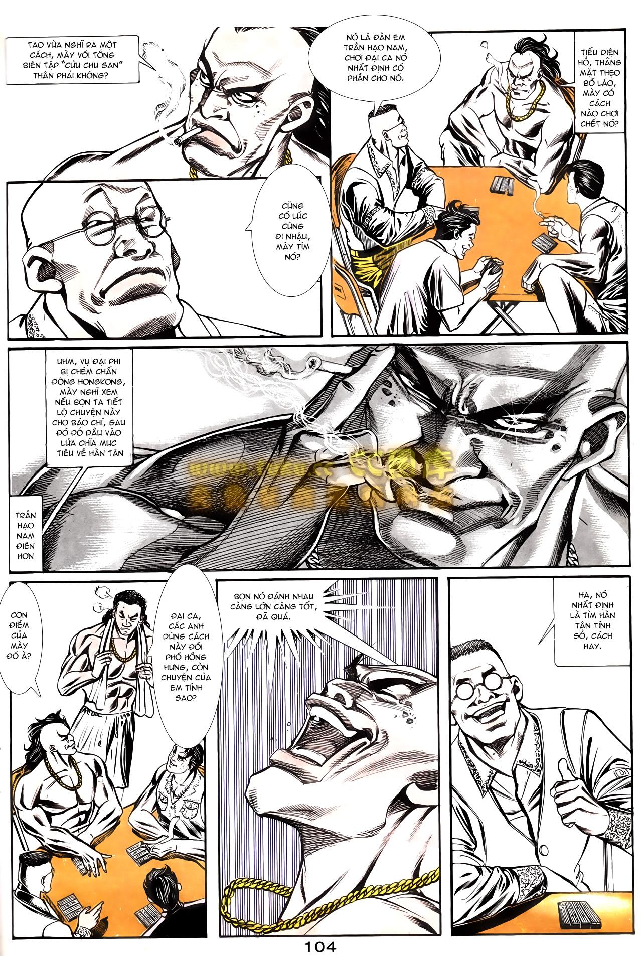 Người Trong Giang Hồ chapter 162: cưa đại tẩu trang 28