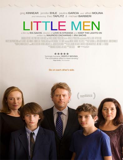 Ver Por siempre amigos (Little Men) (2016) Online